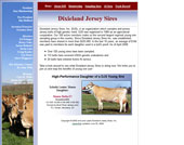 Dixieland Jersey Sires