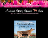 Midwest Spring Special Sale